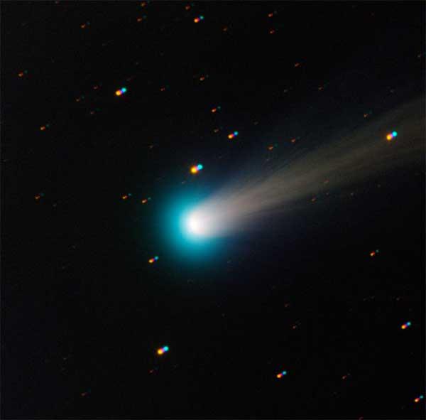 Comet Trajectories - Where is Halleys Comet