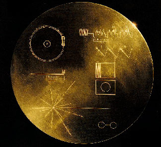 Voyagers Golden Record